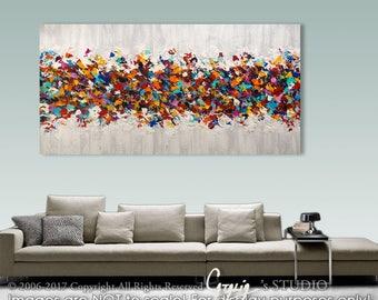XXL, Abstract Wall Art,  Palette Knife Painting, Modern Painting, Art, by Catalin, Home decor, Wall decor, Wall Art, Canvas Art, acrylic art