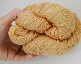 Naturally Dyed Sock Yarn . Naturally Dyed Wool Yarn . Onion Dyed Sock Yarn . Hand Dyed Merino Sock Yarn . Plant Dyed Yarn