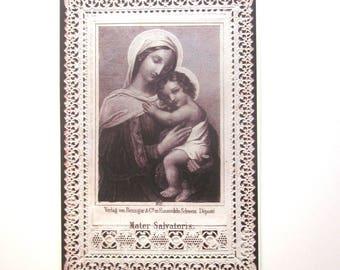 Handmade Religious Greeting Card