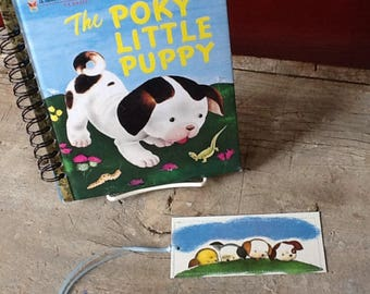 6 The Poky Little Puppy Wooden