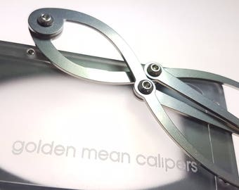 Golden Mean Calipers : Small 11.4cm / 4.5 inches