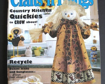 Crafts 'n Things Magazine - September 1995
