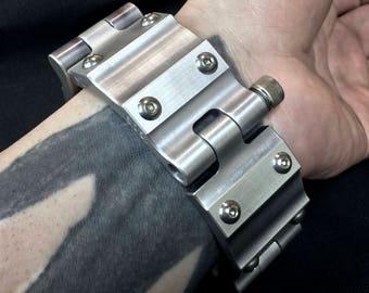 Machined Aluminum Cuff