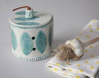 Garlic Jars
