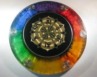 Orgone Mandala - Om Mani Padmi