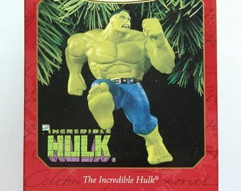 The Incredible Hulk Hallmark Keepsake Ornament