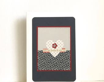 Journey Handmade Card