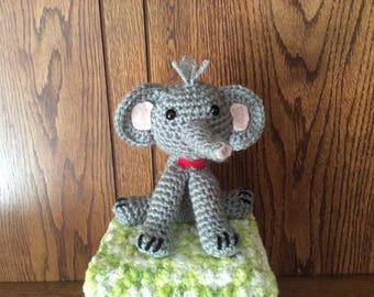 Crochet Little Elephant