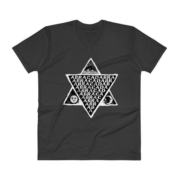 Abracadabra V-Neck T-Shirt