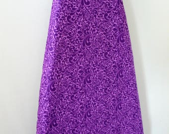 Ironing Board Cover - purple and mauve modern decor