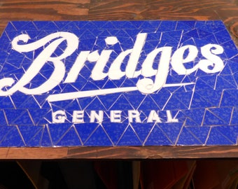 RESERVED LISTING FOR Brian Frances - Bridges General Mosaic 50% deposit