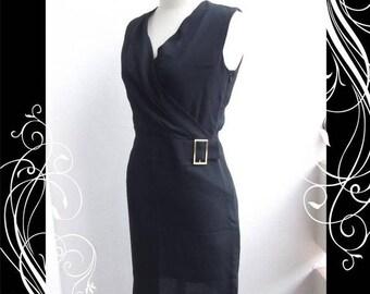 SALE Simply black dress