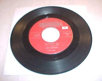 Fats Domino - 45 Vinyl Record - Blueberry Hill / Honey Chile