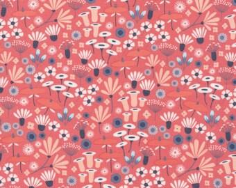 Organic Cotton Laminate - Cloud9 Matte Laminates - Wildflower