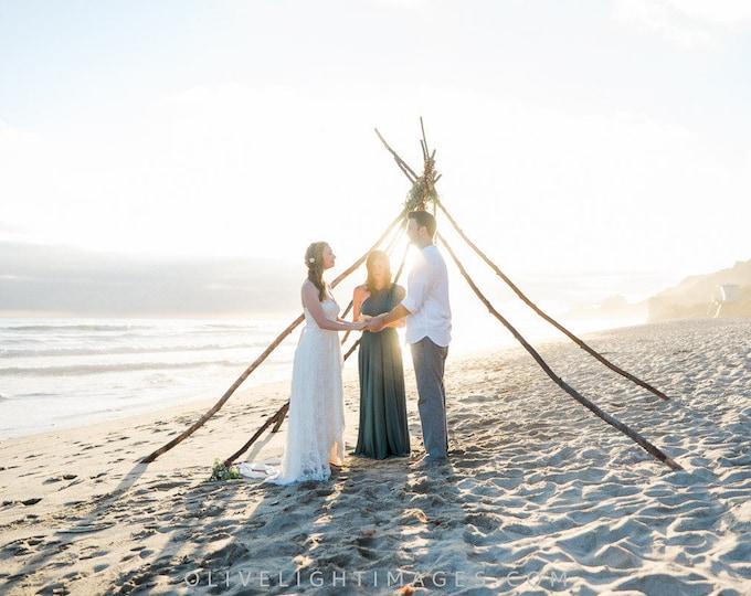 "Ready Made- 44"" L Standard Size Bridal TULIP CUT Lace Octopus Wrap Dress~ NO Train ~Wedding Gown, Bridesmaids, Maternity, Etc."