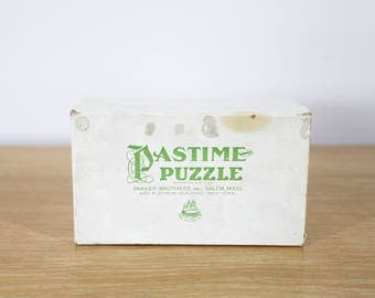 Rare Pastime Puzzles - Old Windmill 150 Pieces - AGS