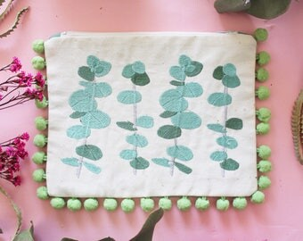Eucalyptus Clutch - Plants I met and liked Mini Collection - Only 5 made!