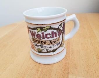 Vintage Advertisement Cup