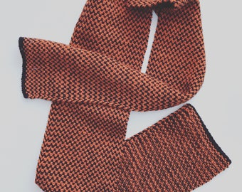 COLLECTION: Hand Knit Giants Baseball Scarf
