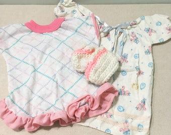 Vintage Cabbage Patch Kids Pajama Lot