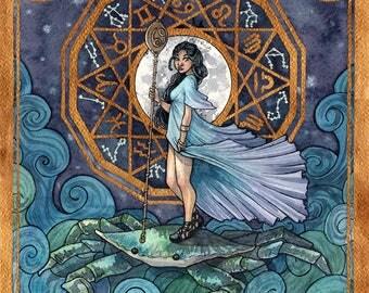 "Youtube Artists Collective Zodiac - ""Ocean Rider"""