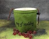 Dice Bag of Holding Many Pockets