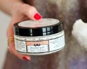 Orange Body Powder Deodorant - Organic Powder All Natural Organic Deodorant - Body Powder Natural Deodorant