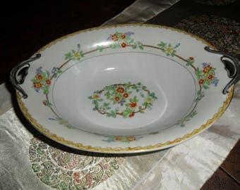 Vintage Japanese Serving Bowl