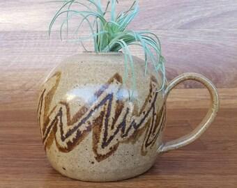 Ceramic Vase / Vintage Vase / Vintage Pottery