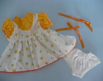 16 IN Handmade Timey Tell Dress