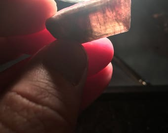 12.5g Pink Tourmaline Crystal from Brazil
