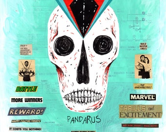 ONLY THE DEAD: Pandarus