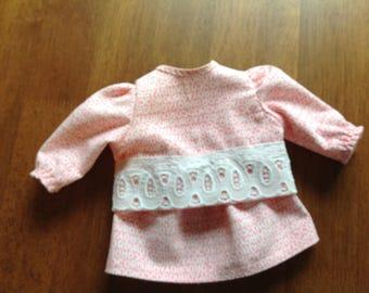 "18""  Doll Clothes, 18 inch doll clothes, 18 inch doll dress, 18"" doll dress, handmade 18"" doll clothes"