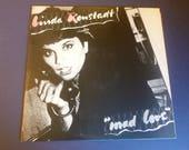 "Linda Ronstadt ""Mad Love"" Vinyl Record LP 5E-510 Asylum Records 1980"