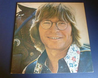 John Denver Windsong Vinyl Record LP APL1-1183 RCA Records 1975