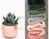 Gradient Yarn, Hand Dyed Yarn, Fingering Weight Yarn