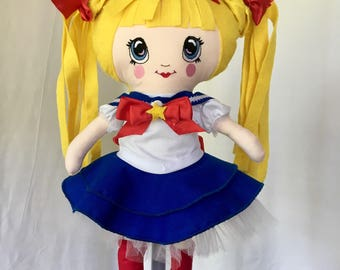 Sailor girlDoll