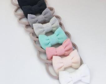 Mini soft bows