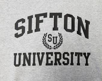 Sifton University - Parody Shirt