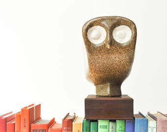 Vintage Cole and Company Owl Statue