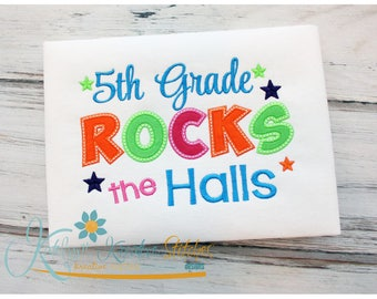5th Grade Rocks the Halls