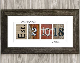 Wedding Gifts Unique Gift For Couple Ideas Personalized