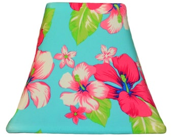 Hawiian Petal - SLIP COVERS for lampshades