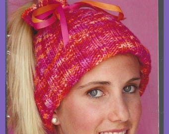 Best of KNITTING Hats & More Scarves Headbands Patterns Instructions