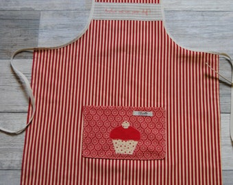 """Personalized apron, """"Arthur is a small"""""""