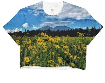 Flagstaff Crop Top