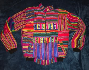 Guatemalan style jacket