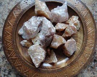 TOPAZ Stone Gemstone Crystal Raw 4 oz Wiccan Pagan Metaphysical Reiki Chakra Supply