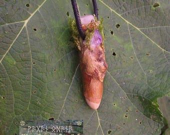 Dryad Pendant - Spirit of Nature :L'Ioghan the Bringer of Love