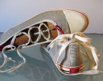 Ballet Flat Sneakers Size 8 US